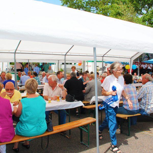Dorffest anlässlich 111 Jahre VVB.
